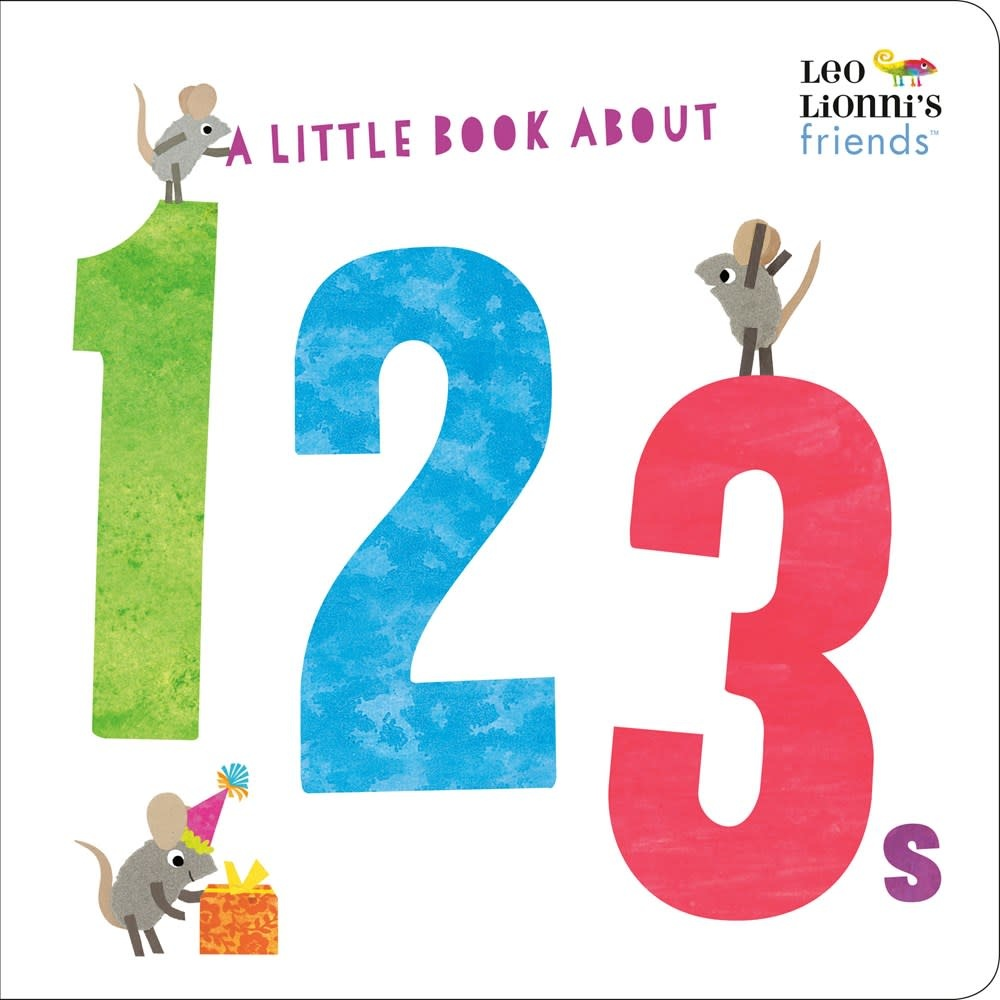Random House Books for Young Readers Leo Lionni's Friends: A Little Book About 123s