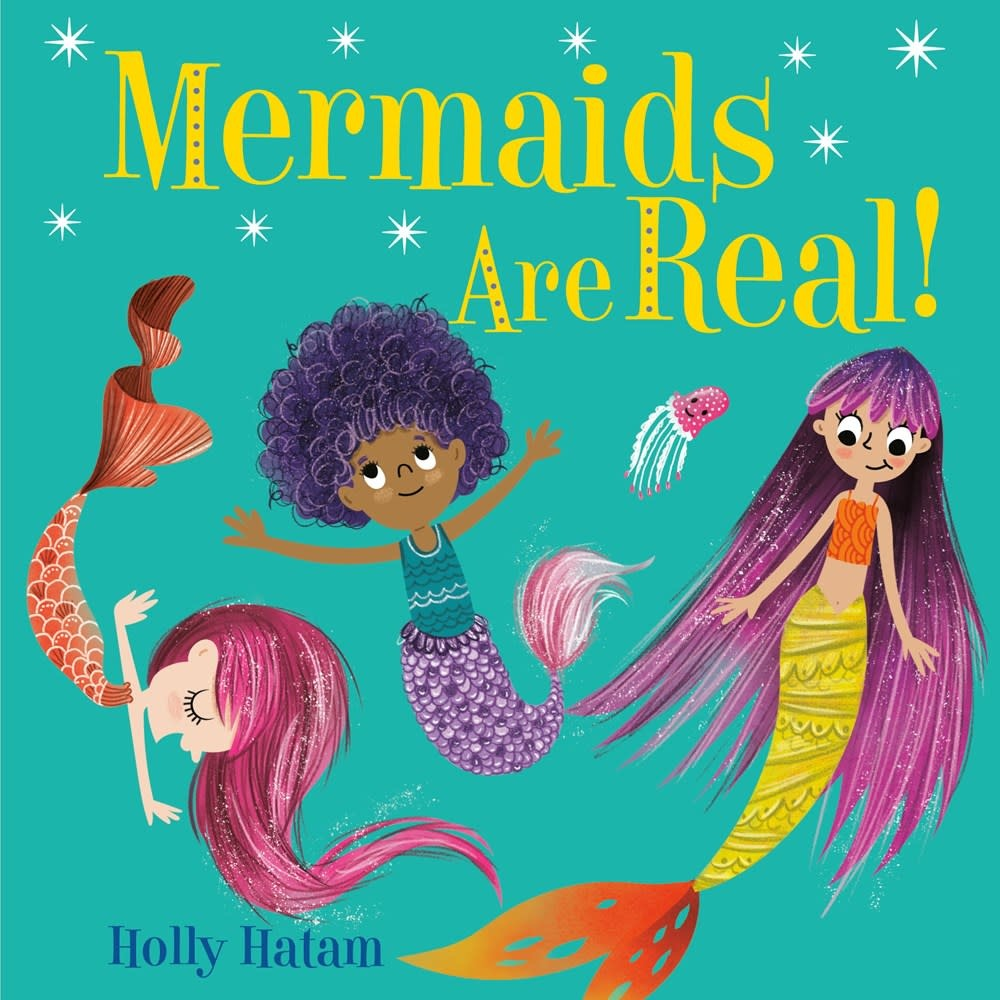 Random House Books for Young Readers Mythical Creatures are Real: Mermaids Are Real!