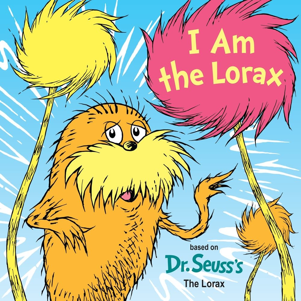 Random House Books for Young Readers Dr. Seuss: I Am the Lorax