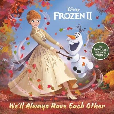 RH/Disney Disney Frozen 2 Deluxe Pictureback