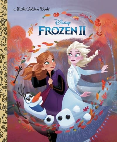 Golden/Disney Disney Frozen 2 Little Golden Book