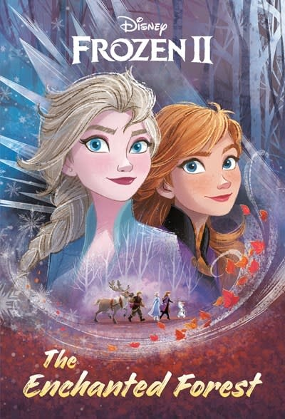 Random House Books for Young Readers Disney Frozen 2 Chapter Book: The Enchanted Forest