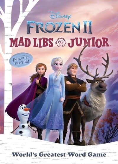 Mad Libs Mad Libs Junior: Disney Frozen 2