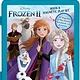 Printers Row Disney Frozen 2 Magnetic Play Set