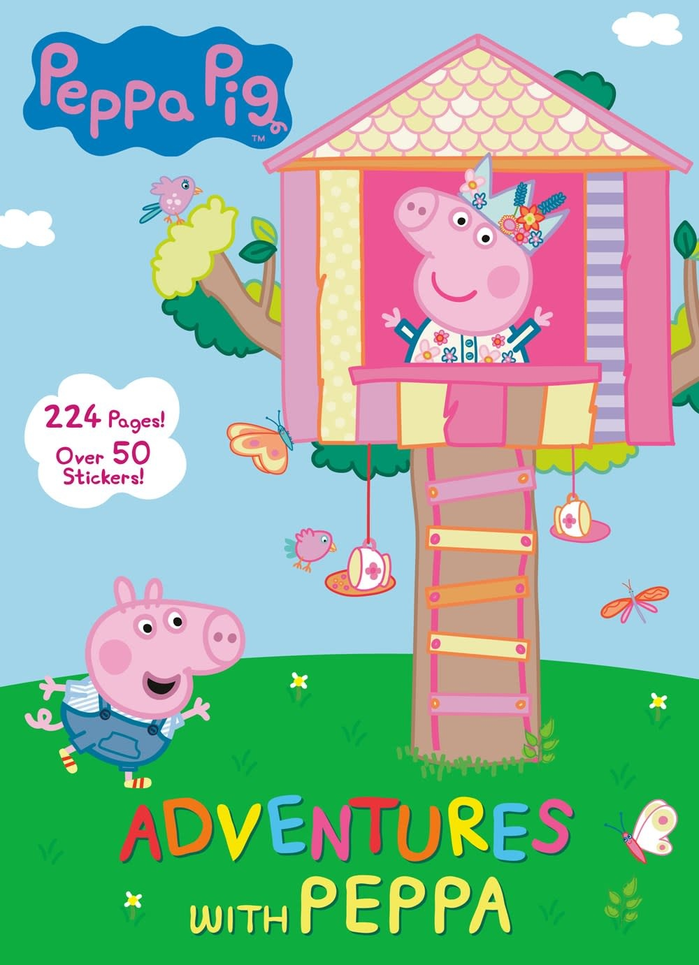 Golden Books Peppa Pig: Adventures with Peppa