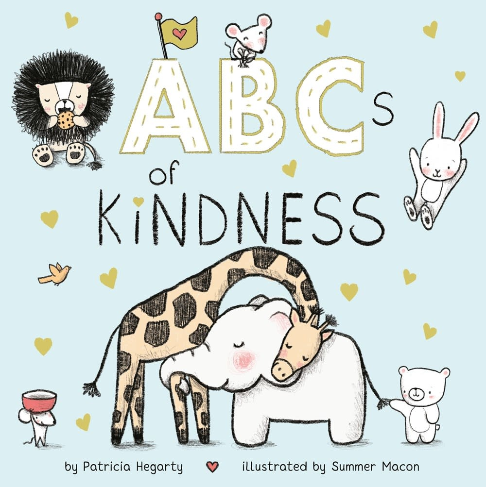 Rodale Kids ABCs of Kindness (Board Book)