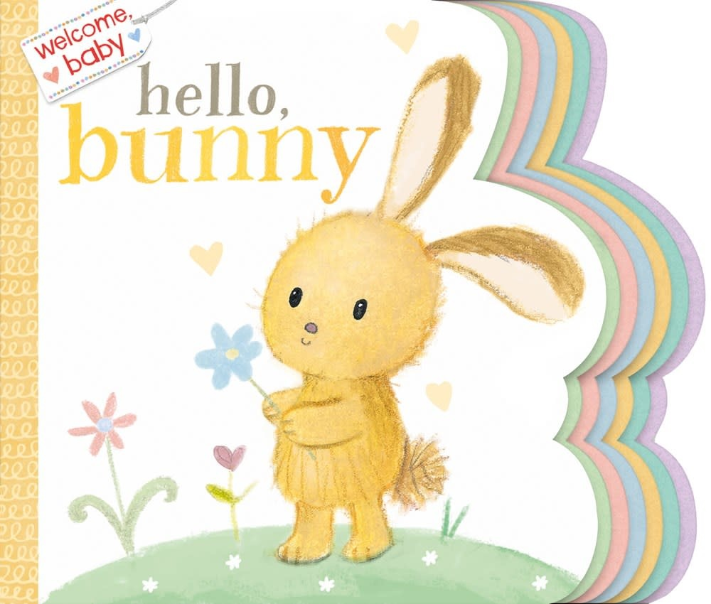 Doubleday Books for Young Readers Welcome, Baby: Hello, Bunny