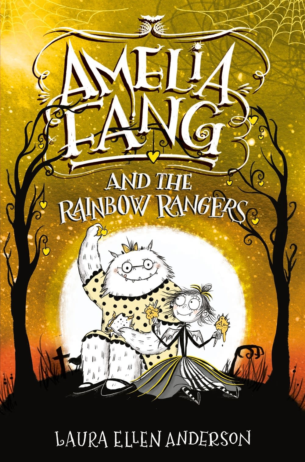 Delacorte Books for Young Readers Amelia Fang: The Rainbow Rangers
