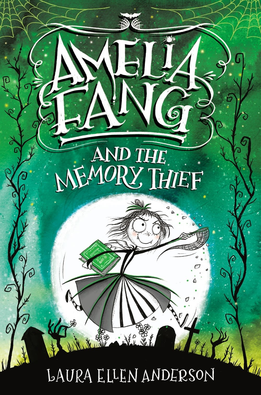 Delacorte Books for Young Readers Amelia Fang: The Memory Thief