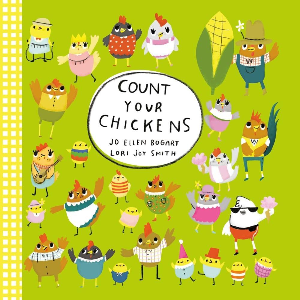 Tundra Books Count Your Chickens (Board Book)
