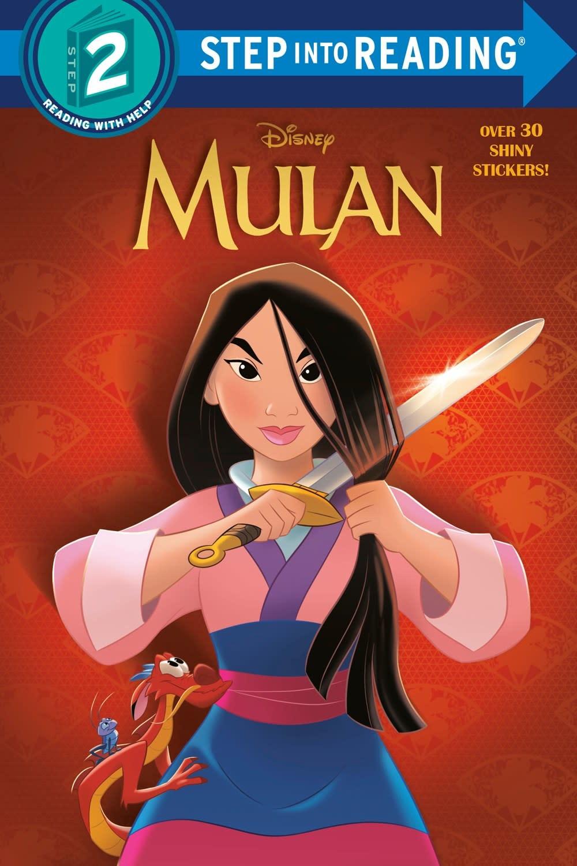 RH/Disney Disney Princess: Mulan (Step-into-Reading, Lvl 2)