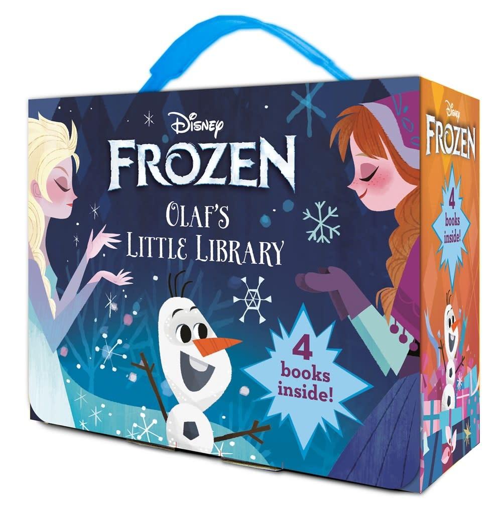 RH/Disney Disney Frozen: Olaf's Little Library (4 Board Books)