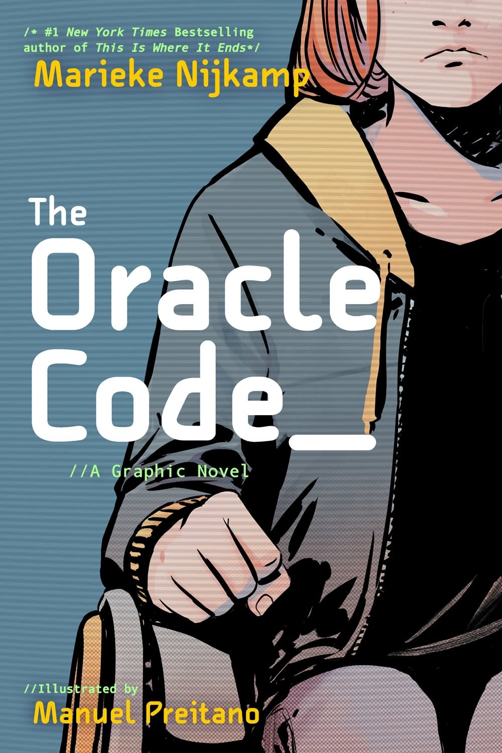 DC Ink The Oracle Code: A Graphic Novel