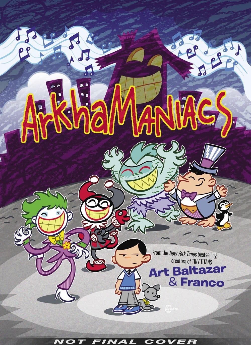 DC Comics ArkhaManiacs