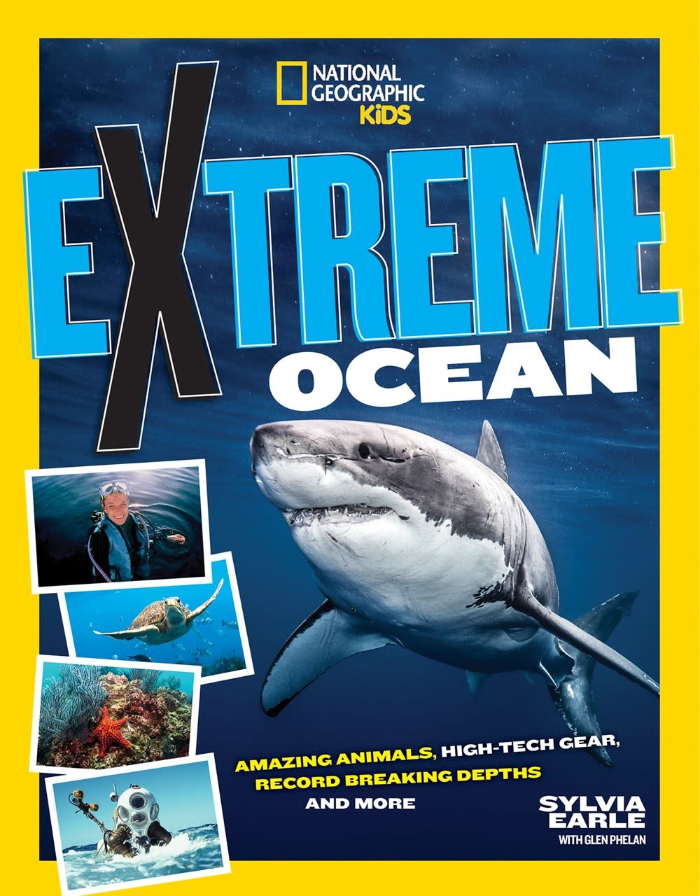 National Geographic Children's Books Nat Geo Kids: Extreme Ocean