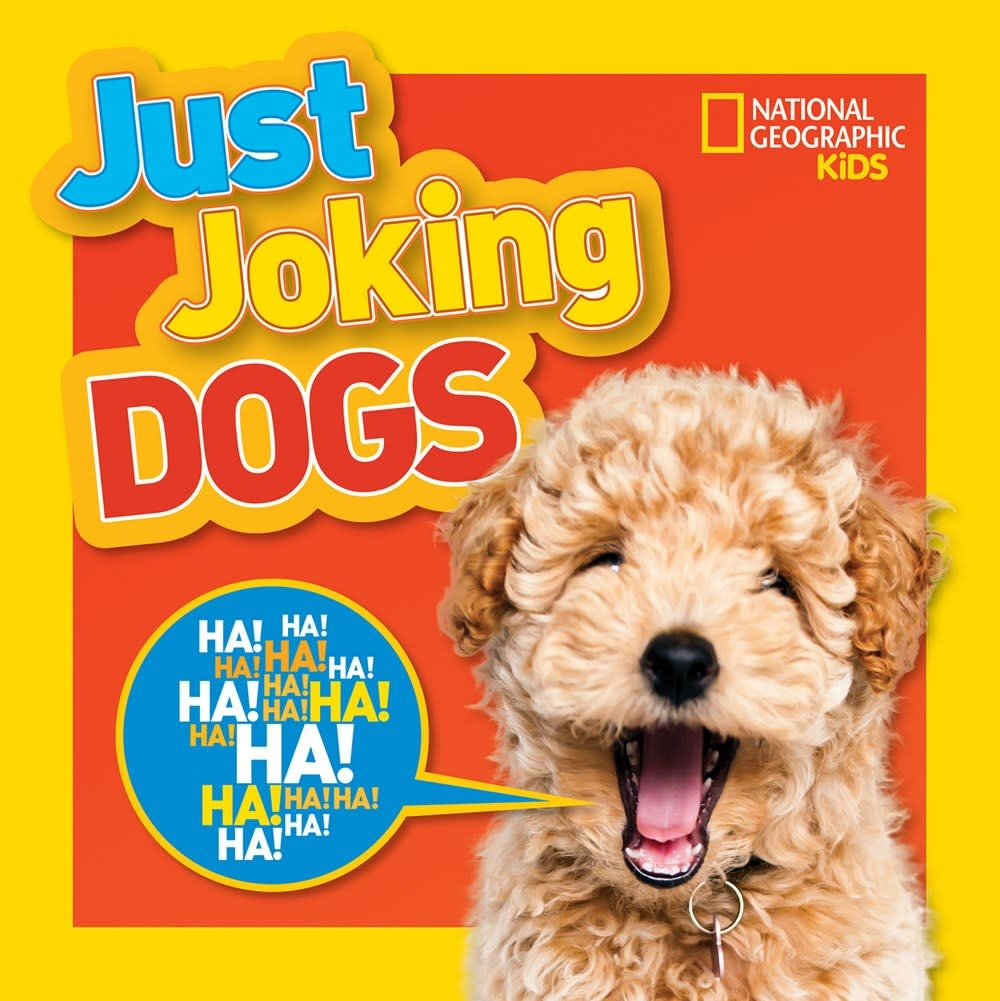 National Geographic Children's Books Nat Geo Kids: Just Joking: Dogs