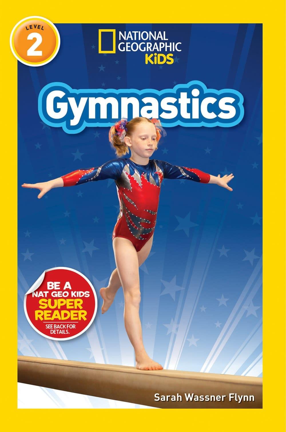 National Geographic Children's Books Gymnastics (Nat Geo Readers, Lvl 2)