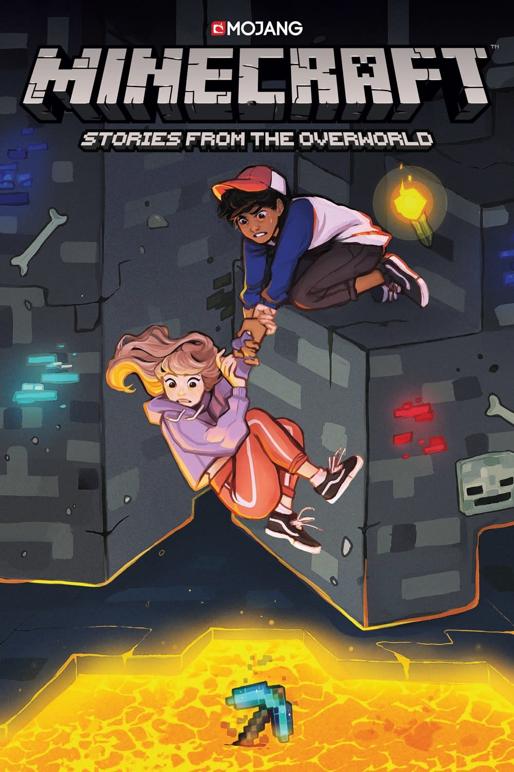 Dark Horse Books Minecraft: Stories from the Overworld (Graphic Novel)