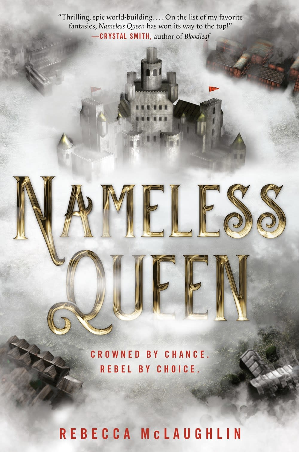 Crown Books for Young Readers Nameless Queen