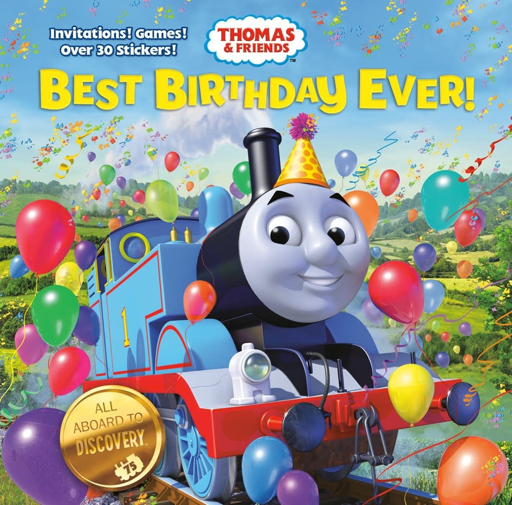 Random House Books for Young Readers Thomas & Friends: Best Birthday Ever!