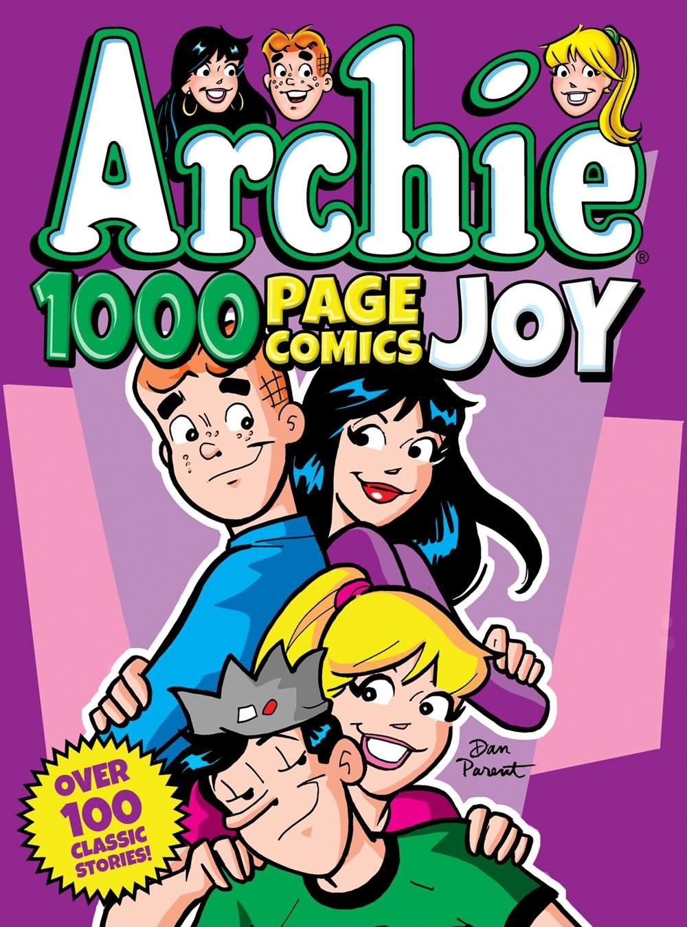 Archie Comics Archie 1000 Page Comics Joy