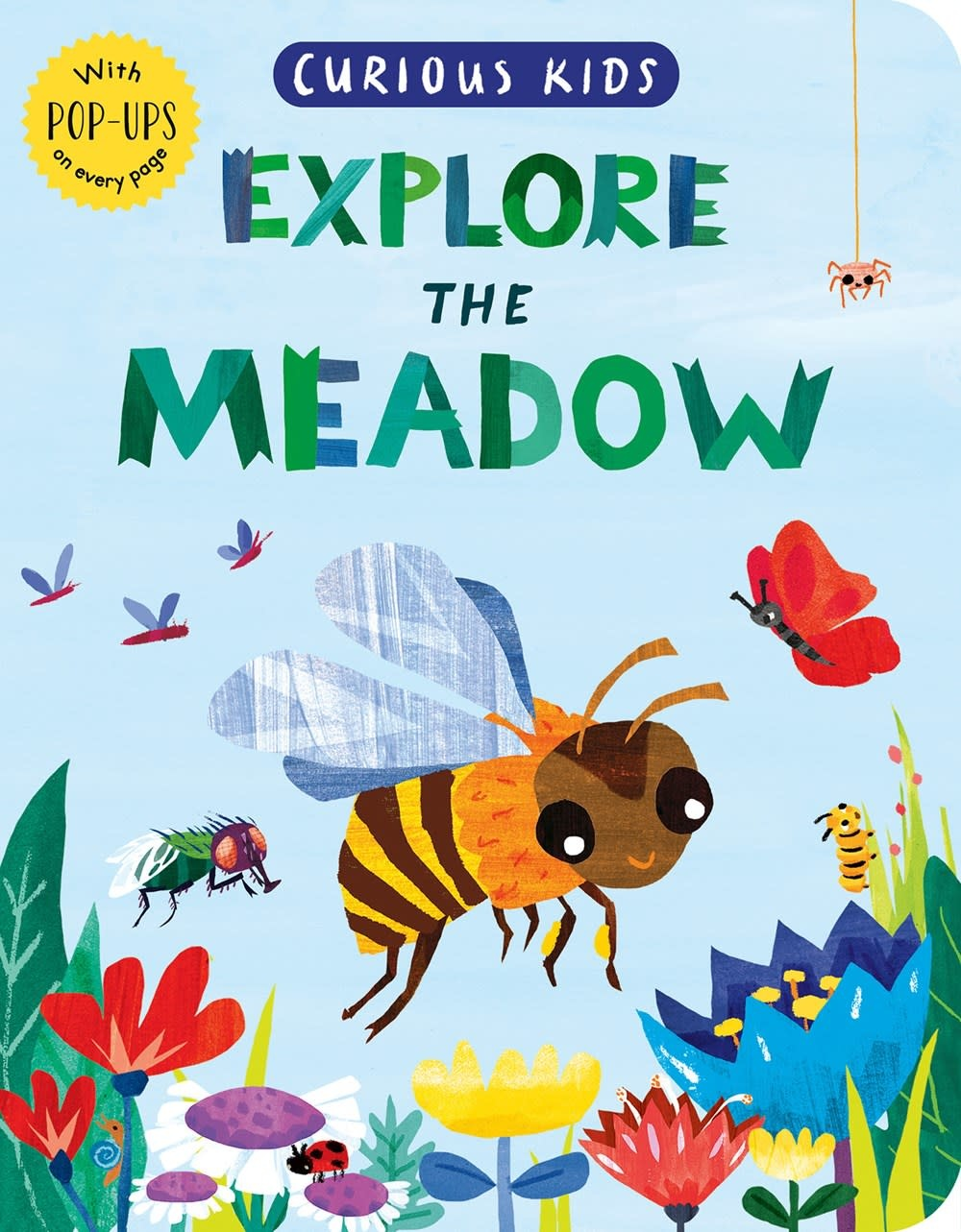 Tiger Tales. Curious Kids: Explore the Meadow