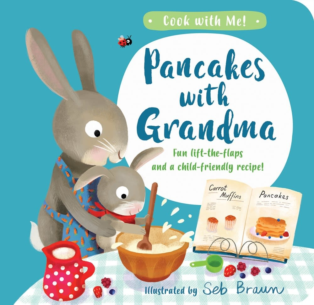 Tiger Tales. Cook with Me: Pancakes with Grandma