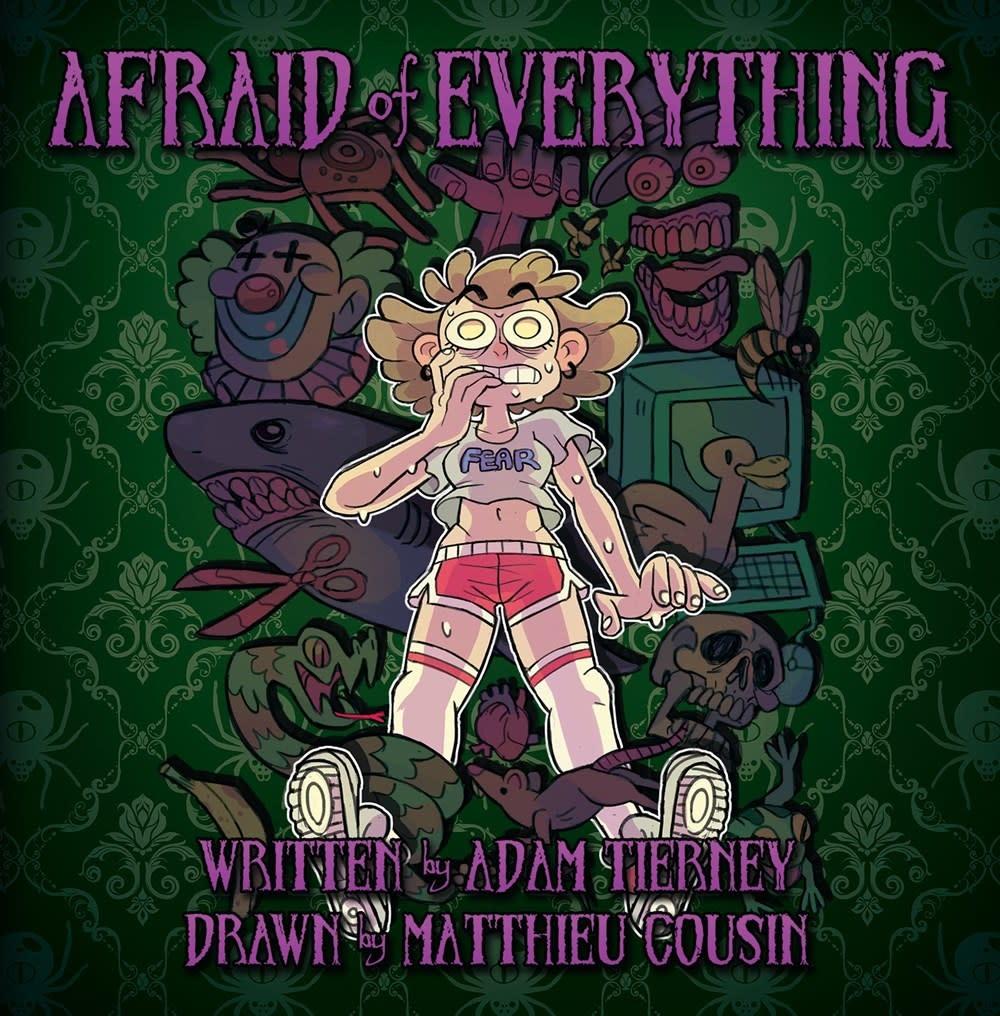 IDW Publishing Afraid of Everything