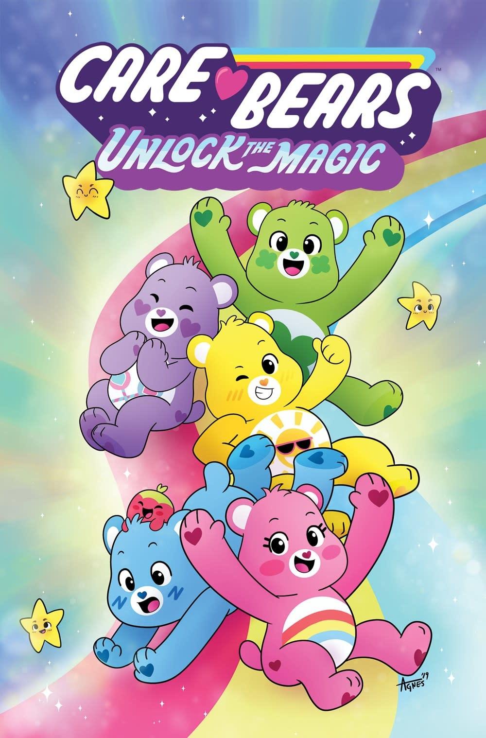 IDW Publishing Care Bears: Unlock The Magic