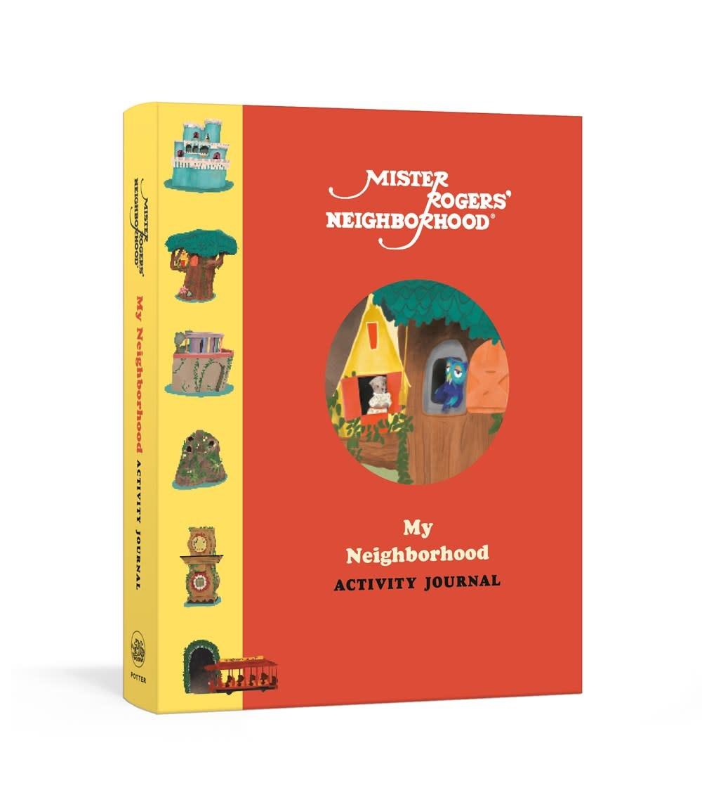 Clarkson Potter Mister Rogers' Neighborhood: My Neighborhood Activity Journal
