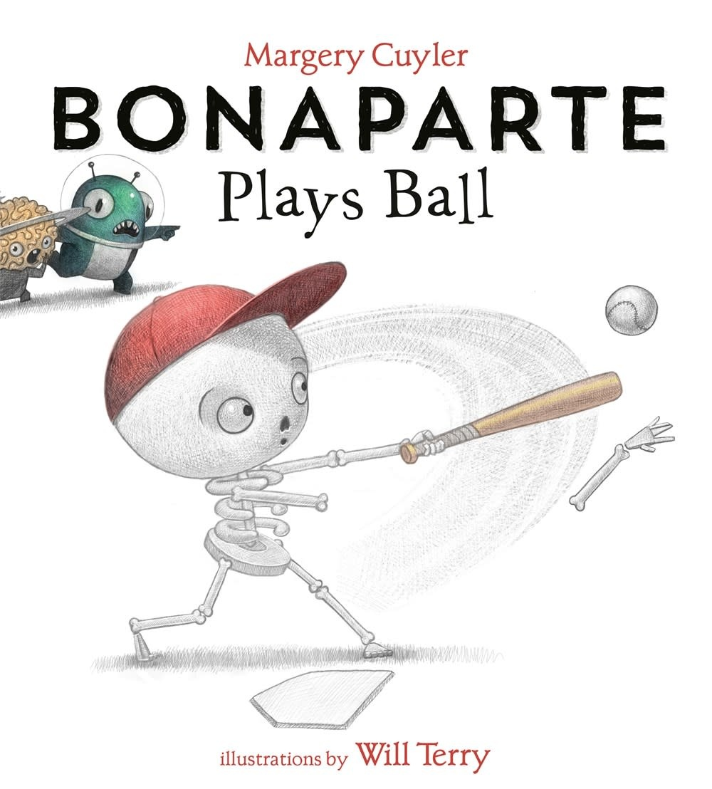 Crown Books for Young Readers Bonaparte: Plays Ball