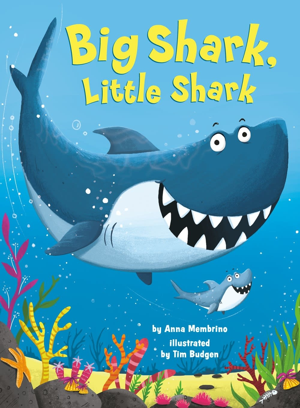 Random House Books for Young Readers Big Shark, Little Shark