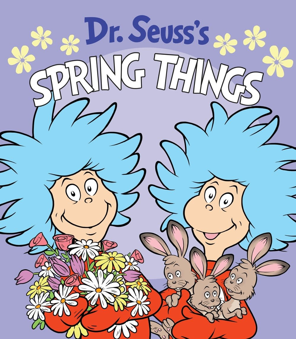 Random House Books for Young Readers Dr. Seuss's Spring Things