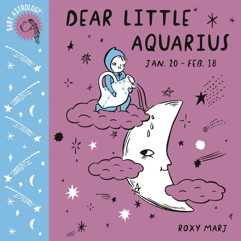 Doubleday Books for Young Readers Baby Astrology: Dear Little Aquarius