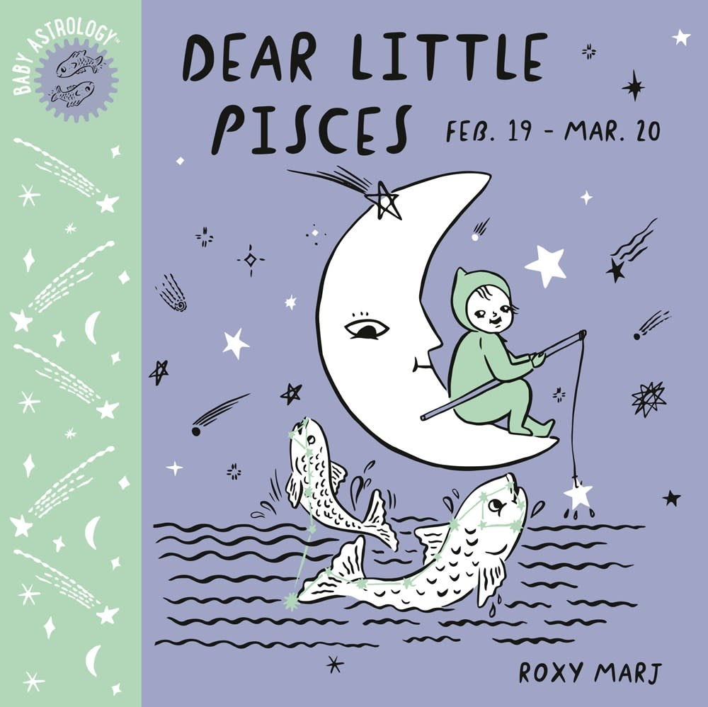 Doubleday Books for Young Readers Baby Astrology: Dear Little Pisces