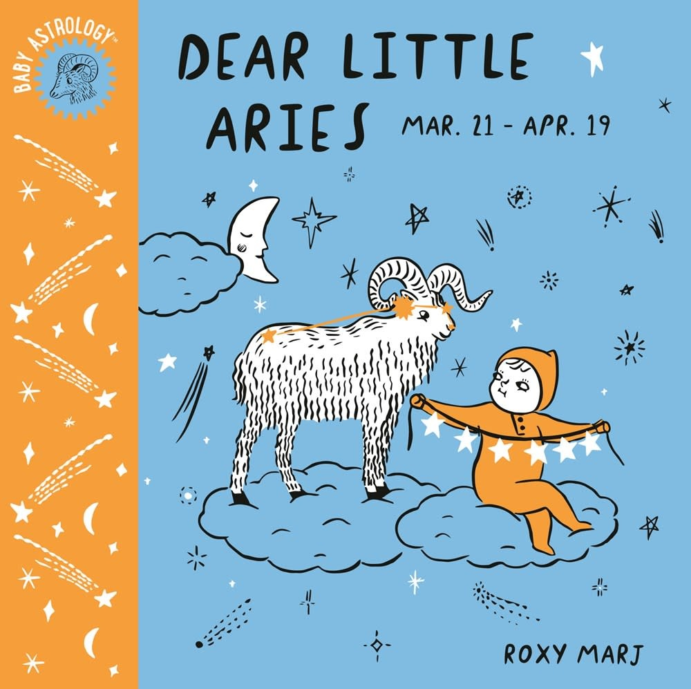 Doubleday Books for Young Readers Baby Astrology: Dear Little Aries