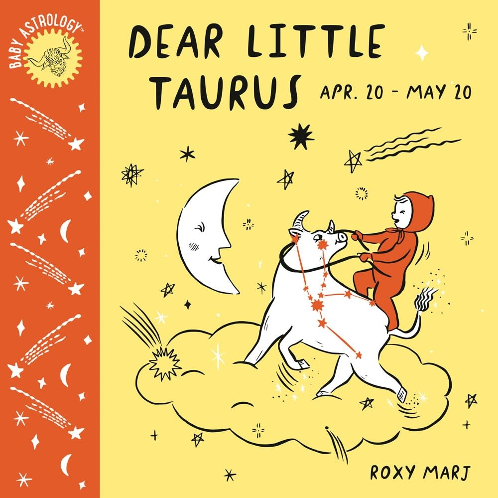Doubleday Books for Young Readers Baby Astrology: Dear Little Taurus