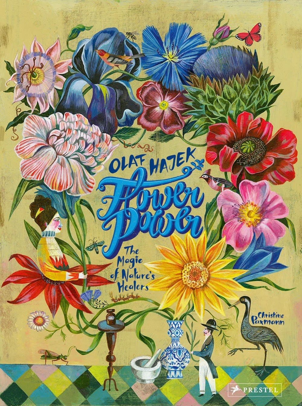 Prestel Junior Flower Power: The Magic of Nature's Healers