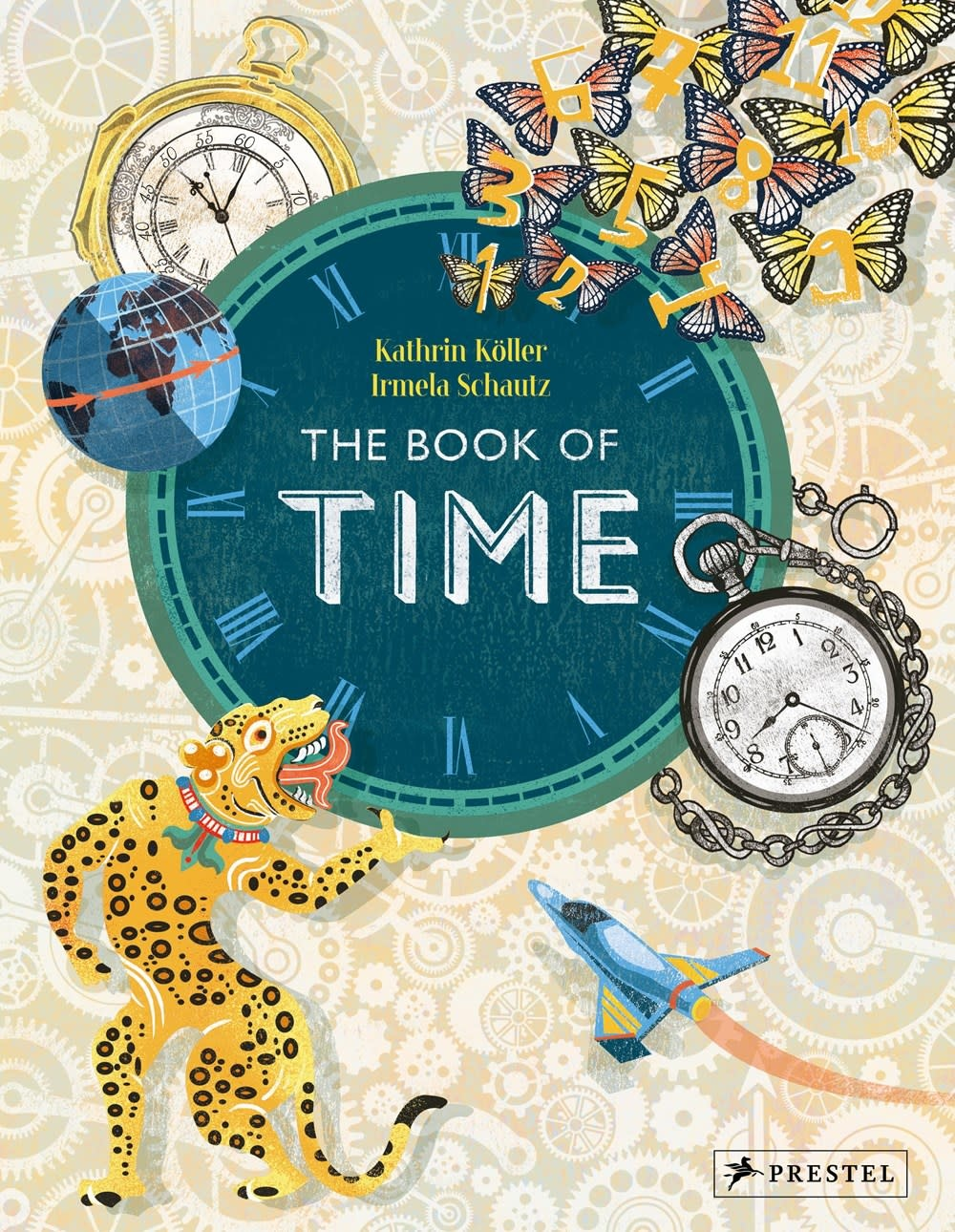 Prestel Junior The Book of Time