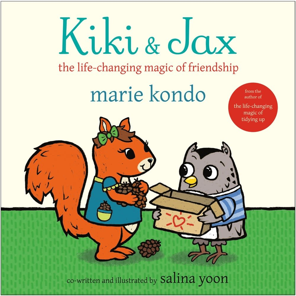 Crown Books for Young Readers Kiki & Jax: The Life-Changing Magic of Friendship