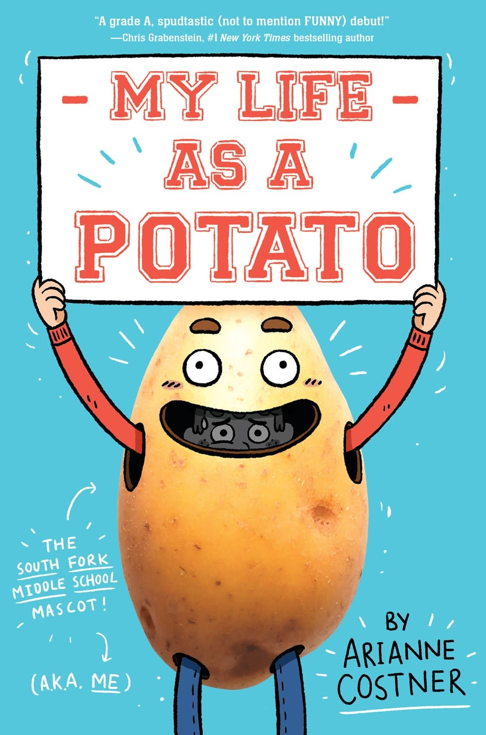 Random House Books for Young Readers My Life as a Potato