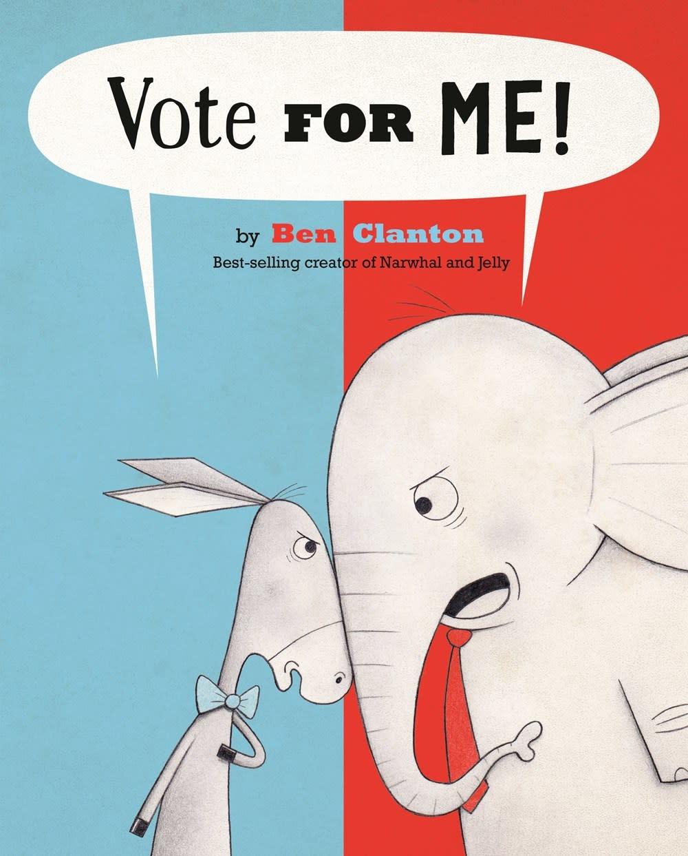 Tundra Books Vote For Me!