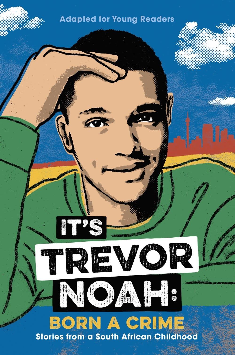 Yearling It's Trevor Noah: Born a Crime