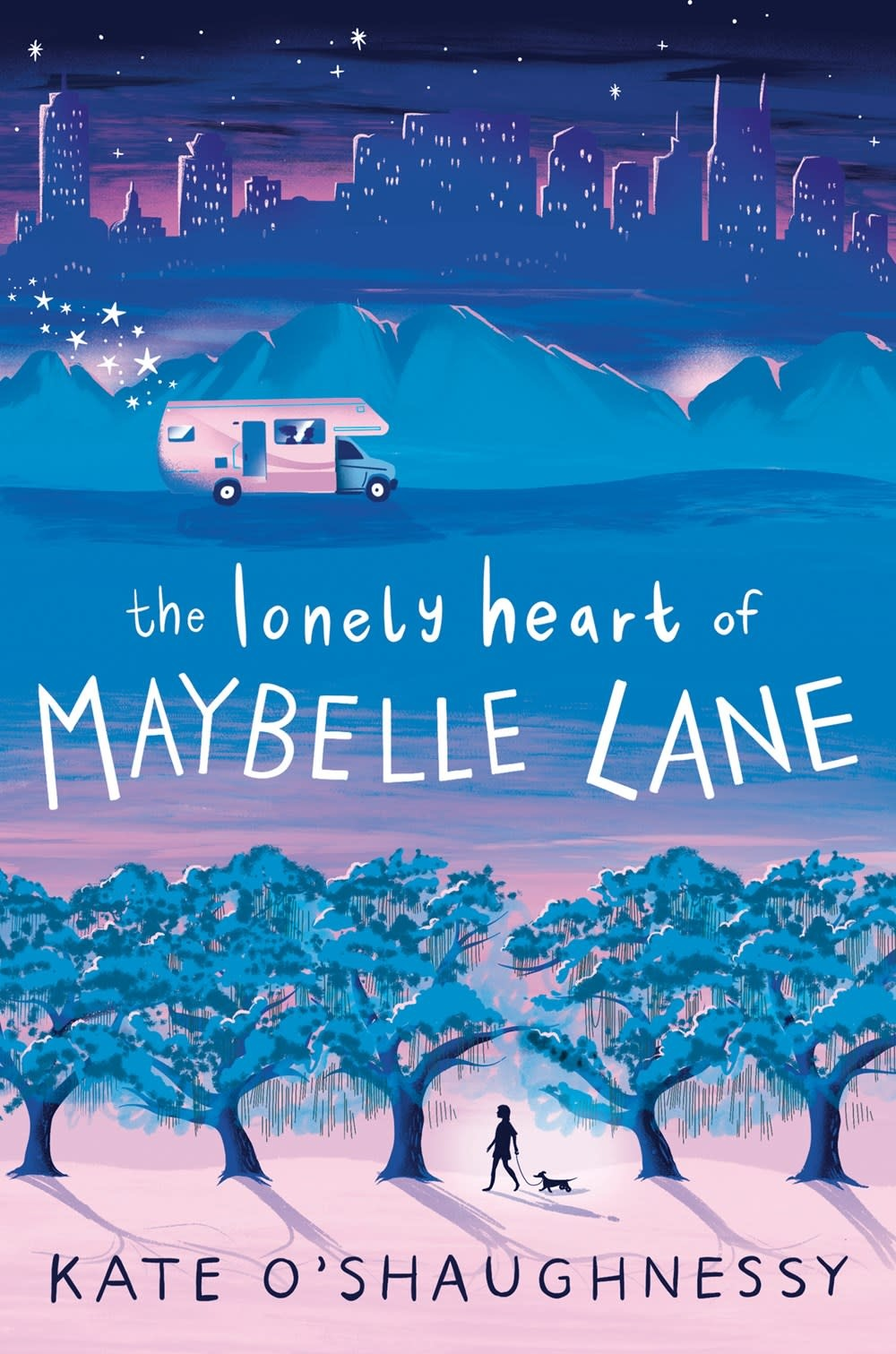 Knopf Books for Young Readers The Lonely Heart of Maybelle Lane