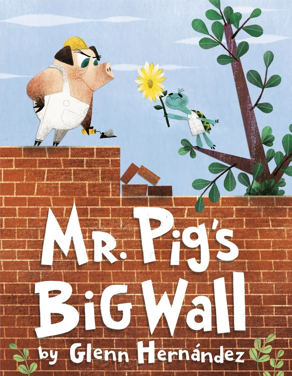 Random House Books for Young Readers Mr. Pig's Big Wall
