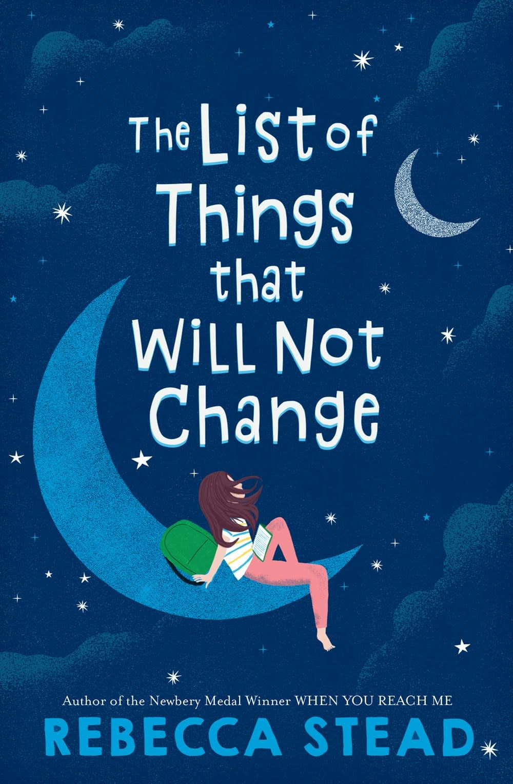 Wendy Lamb Books The List of Things That Will Not Change