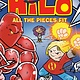 Random House Books for Young Readers Hilo Book 06 All the Pieces Fit
