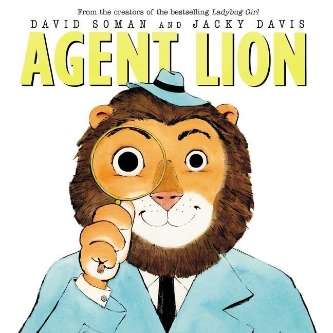 HarperCollins Agent Lion