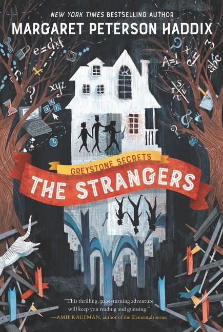 Katherine Tegen Books Greystone Secrets 01 The Strangers
