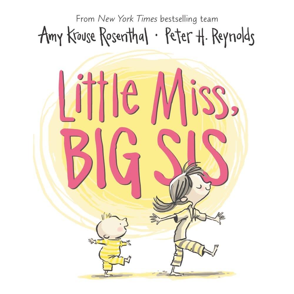 HarperFestival Little Miss, Big Sis (Board Book)